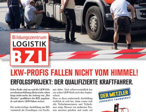 BZL News Q3 2019 – LKW Fahrer fallen nicht vom Himmel!