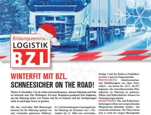 BZL News Q4 2019 – Sicher durch den Winter